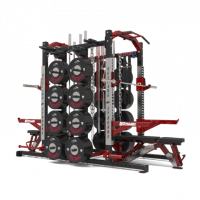 ULTRA PRO DOUBLE HALF RACK DP