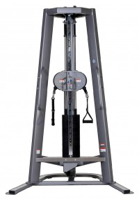 Nautilus Adjustable Tower Pulley System-Free Standing Model F3ATFS