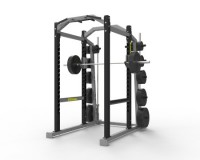 Edge Power Rack w/ Storage